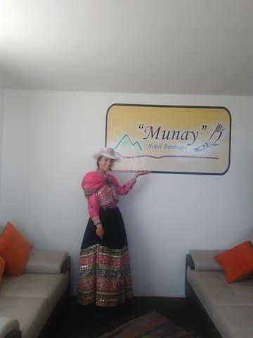 Munay Hotel Boutique