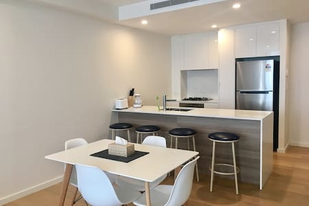 Ashfield best location apartment with FREE parking