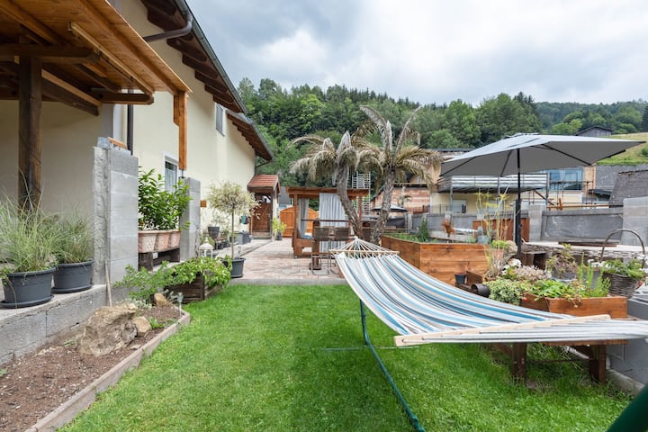 Impressive Holiday Home in Pinsdorf with Swimming Pool