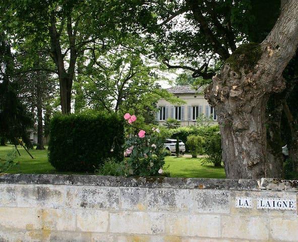 UN GITE A LA CAMPAGNE  IDEAL CURISTE ET VACANCIERS - Allas-Bocage - บ้าน