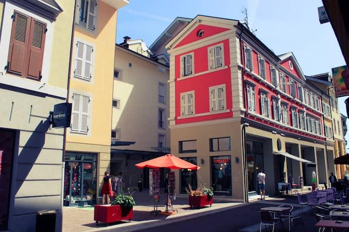Evian city nest