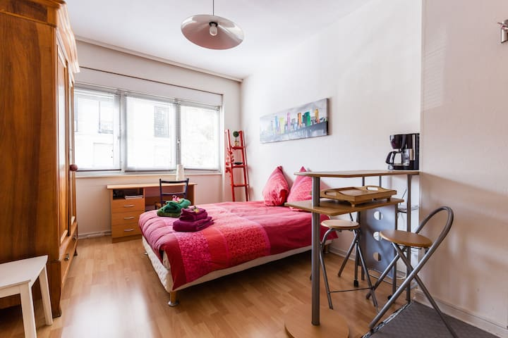 Studio proche centre ville - Estrasburgo - Apartamento
