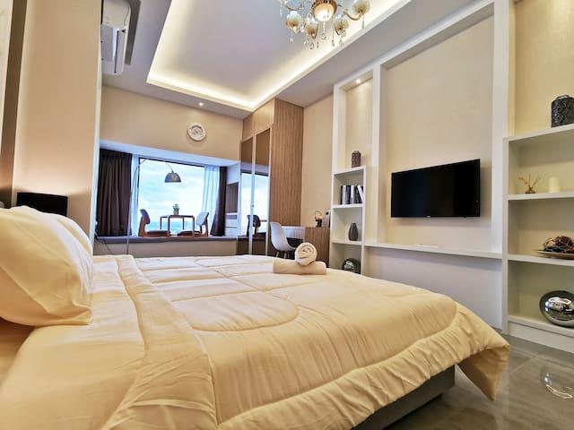 Majestic Suites@Melaka steps 2 Jonker#15