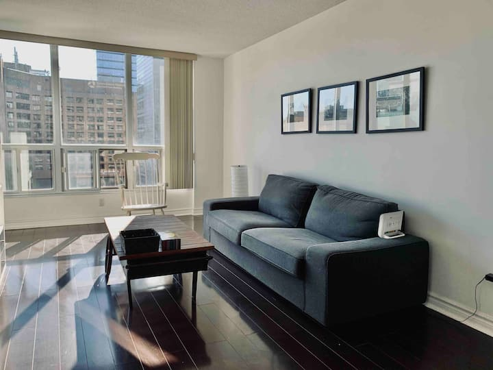 Excellent 2 Bedroom 2 Bathroom condo downtown Trt
