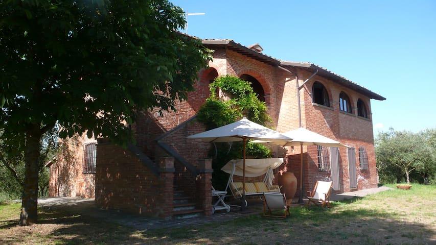 Tuscan Home in Chianti - Sinalunga - บ้าน