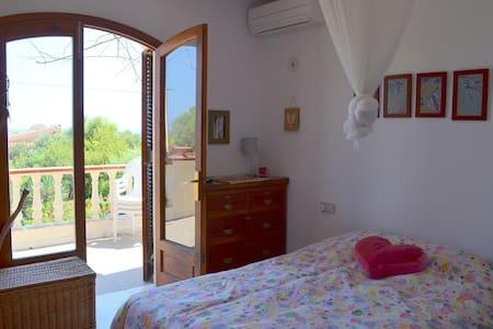 Hab./camera con baño cerca del mar - Punta Prima - Szoba reggelivel