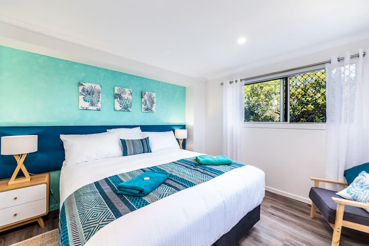 Hop, Skip & a Jump - Noosa Address - Pet Friendly