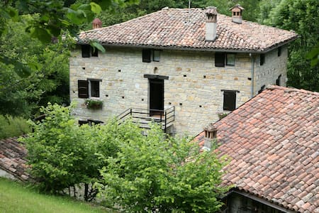The Mill of Valle: Twin/Double B&B - Serramazzoni - Bed & Breakfast
