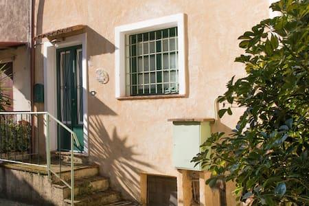 La casa di Lino - Monteggiori - Reihenhaus