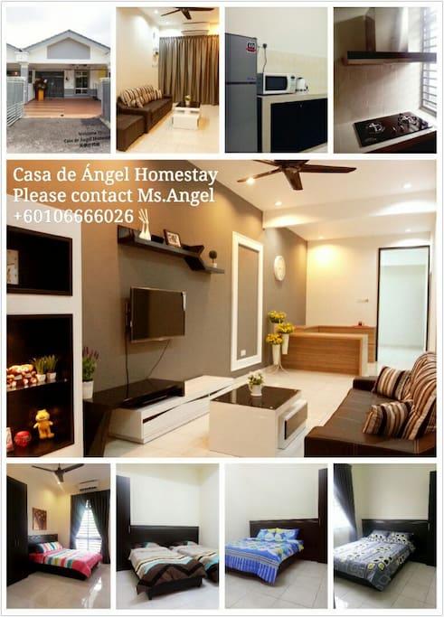 Casa de Ángel Homestay