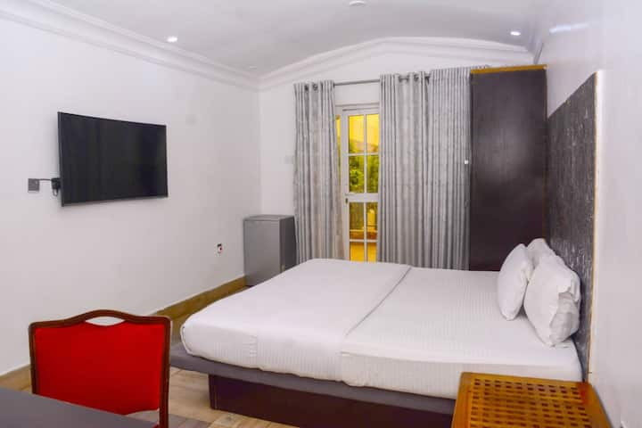 Connecting Lagos Suites (Beautiful Place to be)