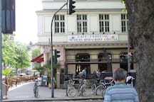 Restaurants in unmittelbarer Nähe