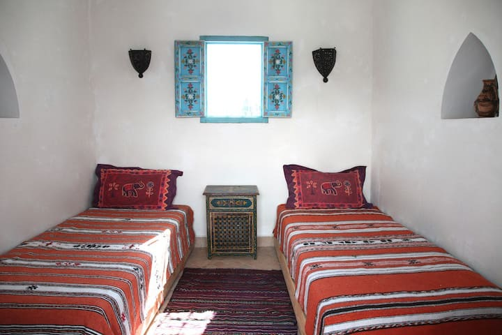Room in a Riad in a stunning medina