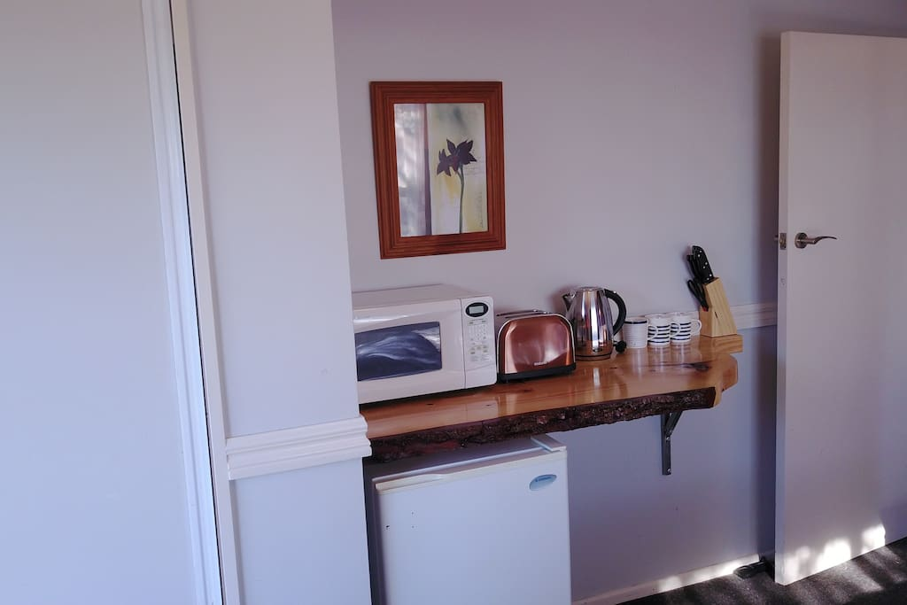 Kitchenette with all your essentials
