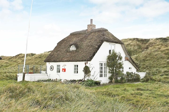 Rustic Holiday Home in Pandrup for 6 People