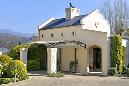 Petit Plaisir self-catering cottage - Franschhoek - Townhouse
