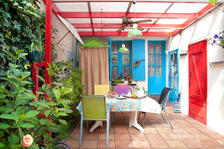 BNB La Rochelle ( old port) 老港客棧 - La Rochelle - Bed & Breakfast