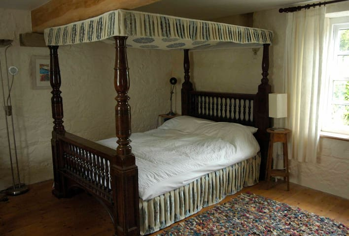 Double room in Old Coach House
