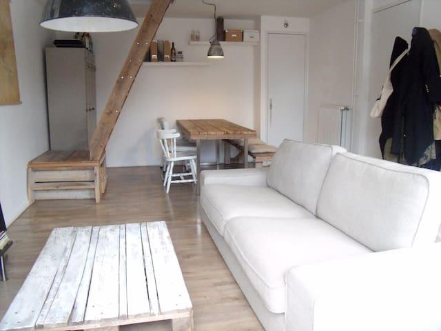 Trendy apartment in vibrant de Pijp - Amsterdam
