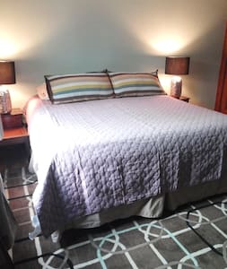 King Bed Near DT/Zoo/Breweries! - Casa