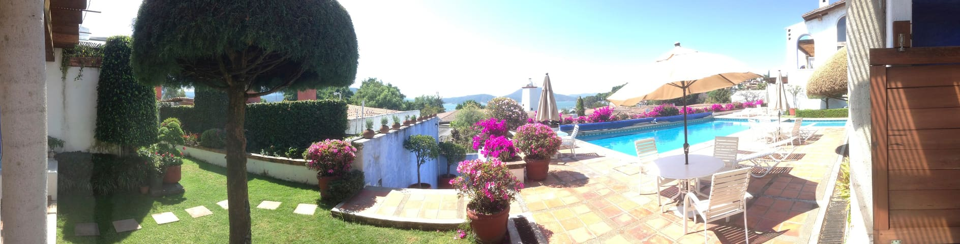 Best Location in Valle de Bravo - Valle de Bravo - Appartement