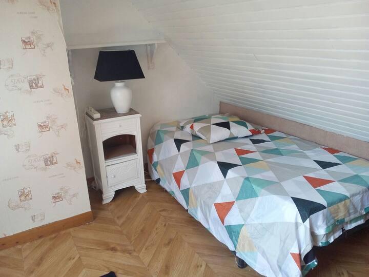 Loue jolie petite chambre