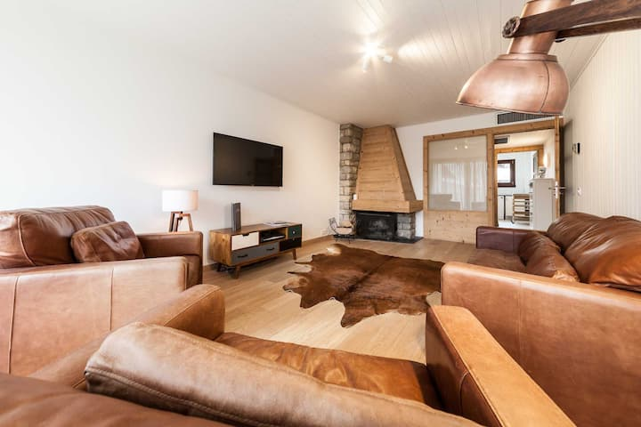 Two Bedroom Super-Morzine Apartment