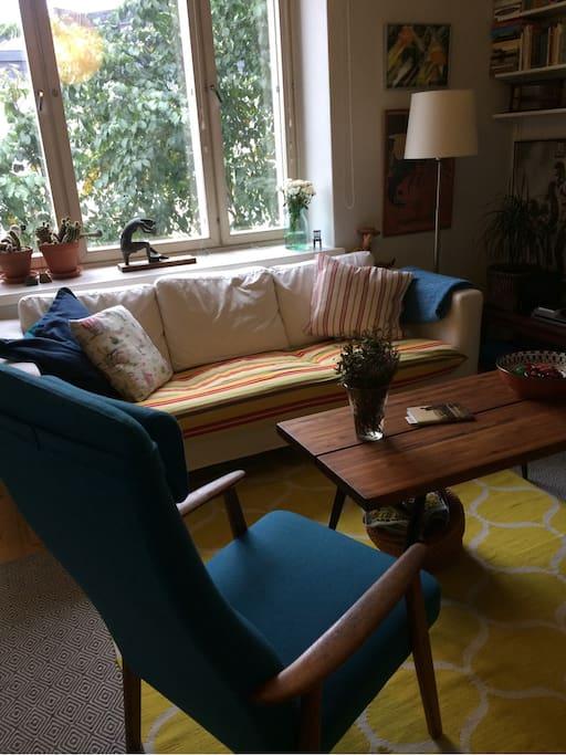 Bedroom-livingroom