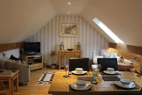 جديد: شقة هاي لوفت - شقة مبيت وإفطار ذاتية الاحتواء