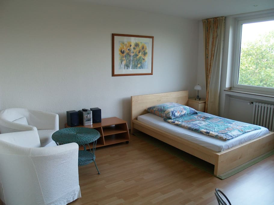 Furnished apartment in d sseldorf apartments for rent in for Cristina woods apartments