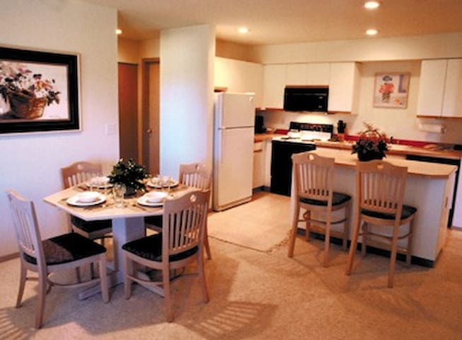 Washington-Birch Bay Resort 3 Bdrm Condo - Blaine - Villa