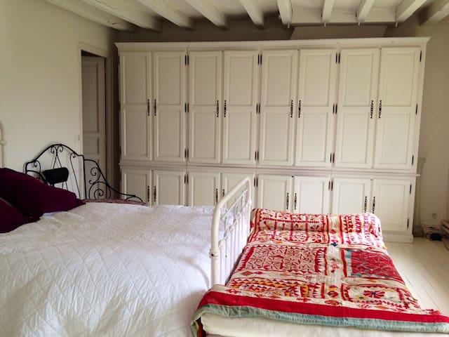Suite parentale - 1er étage - maison 1