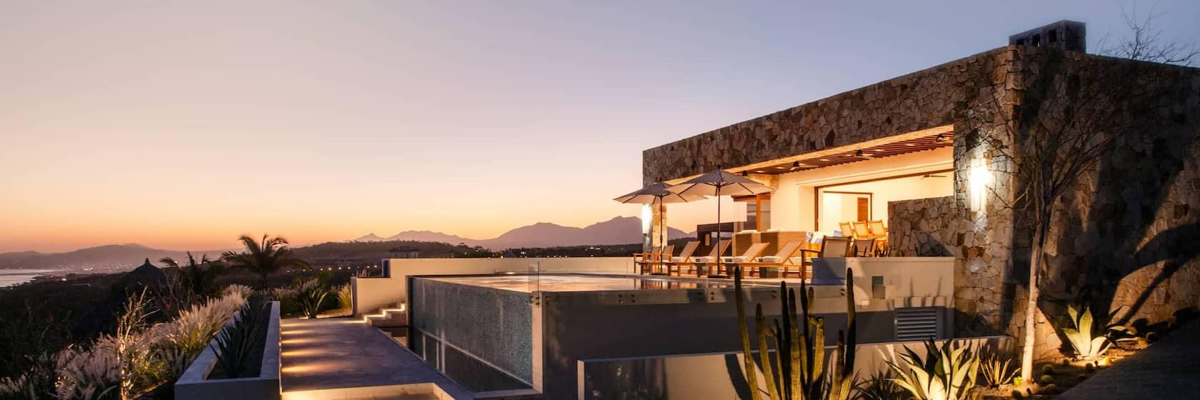 Alquileres de lujo en Los Cabos