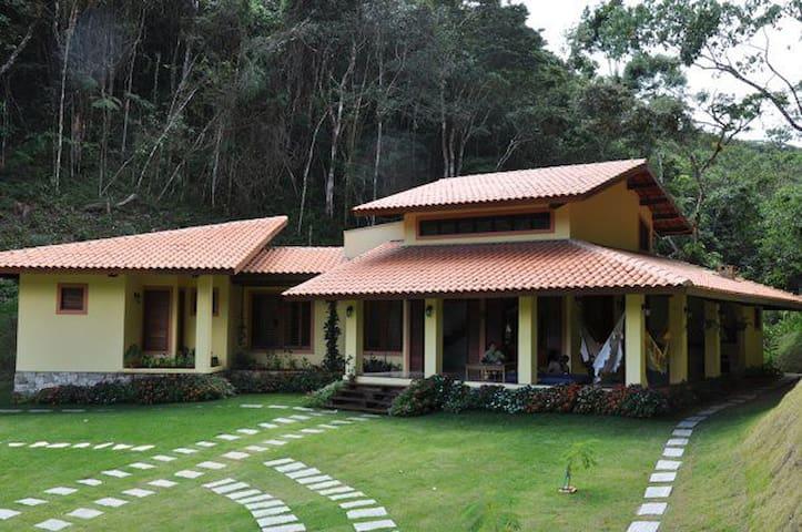 Lindo sítio em Guaramiranga-Ce - guaramiranga - Cabaña