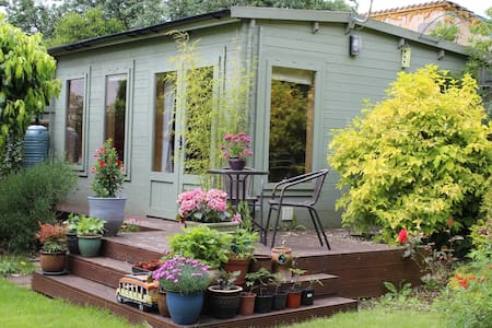 Beautiful garden cabin - Oxford
