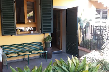 Cozy flat just outside Florence - San Donnino