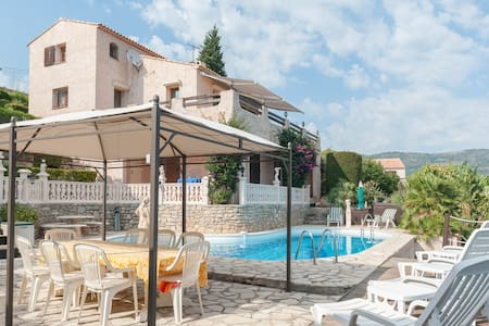 Chambre tout confort vue mer  - Rayol-Canadel-sur-Mer