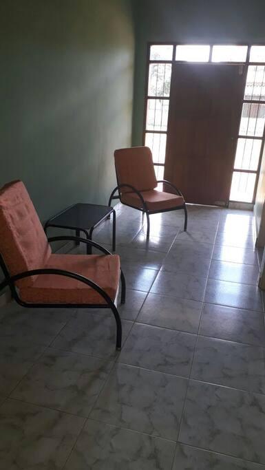 Living o sala de ingreso