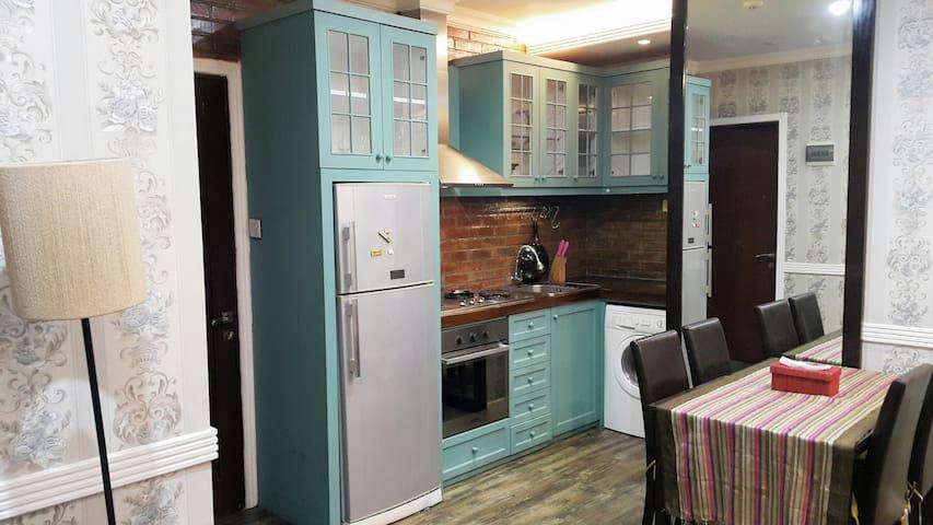 Classic 2BR Apartment in Casablanca Mansion