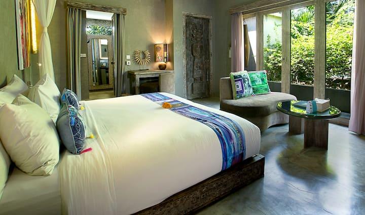 One Bedroom Suite at Center Seminyak