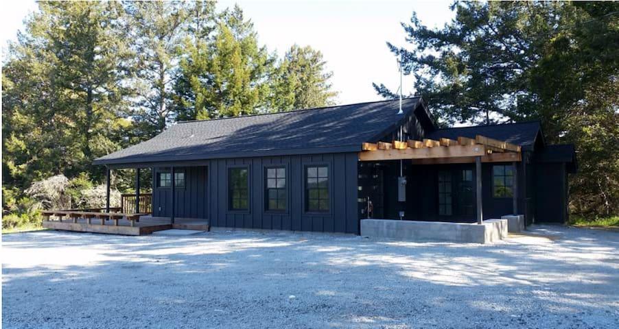 Audrey Edna Alpine Cabin