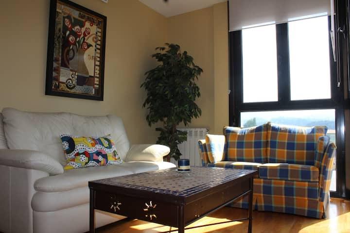 Apartamento en Villaviciosa, Asturias.