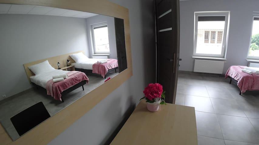 Apartament 2-os z opcją dostawki - Kozienice (nr1)