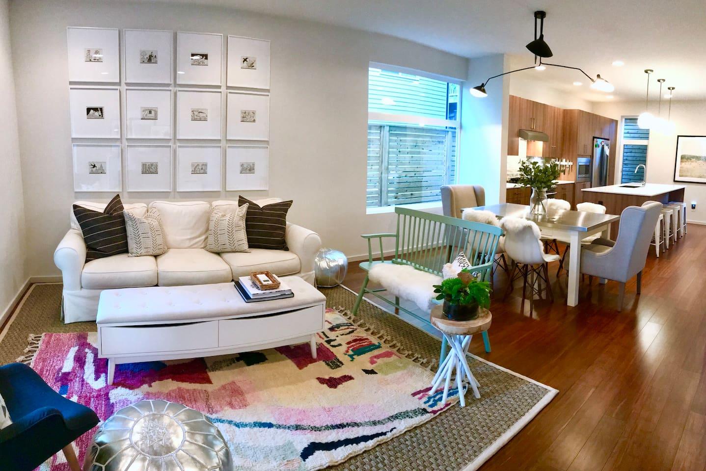 Luxury home in the heart of trendy Ballard