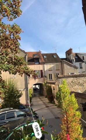 Cosy duplex en plein centre de Fontainebleau
