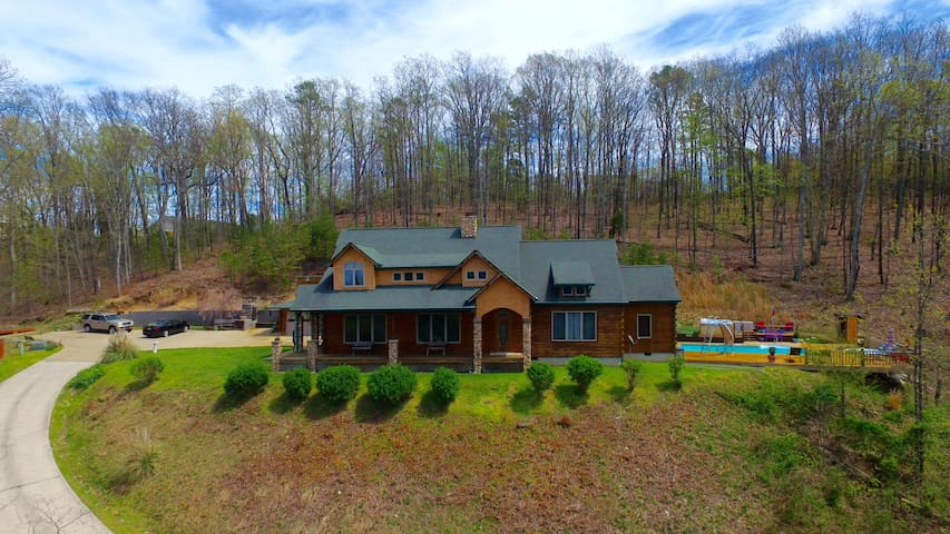 Paradise with a View 15 min. to Chattanooga - Ringgold - House