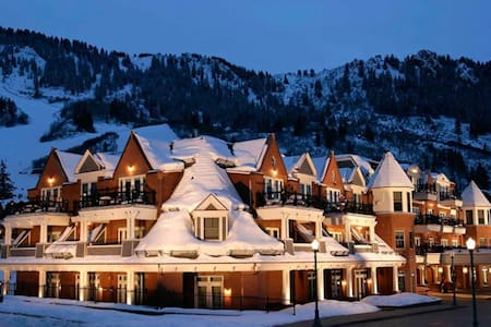 Hyatt Grand Aspen Studio, Downtown Aspen - Aspen - Boutique hotel