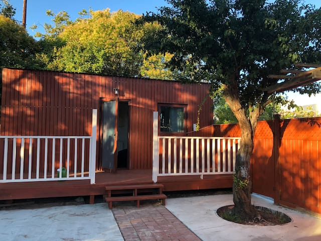 Brand new and private tiny house in Palo Alto
