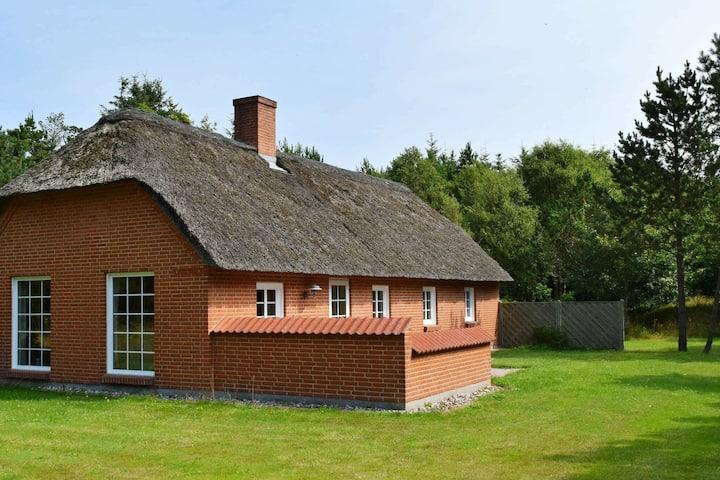 Accogliente casa vacanze a Ulfborg con sauna