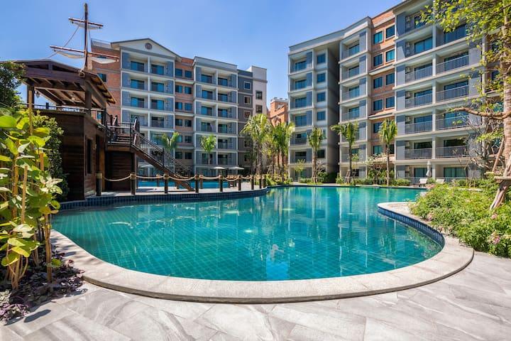 Lovely 1 Bedroom Apartment @Nai Yang beach –250m